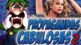 Comerciais de Games Cabulosos e Apelativos