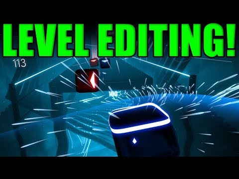 Beat Saber NEWS - Custom Songs and Level Editing!