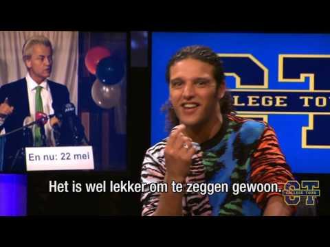 Ali B nodigt Geert Wilders uit voor gesprek