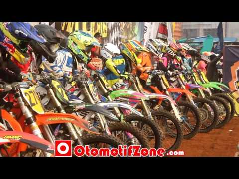 GRAND FINAL MOTOCROSS INDONESIA 2015 FULL | OtomotifZone
