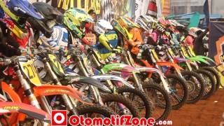 GRAND FINAL MOTOCROSS INDONESIA 2015 FULL