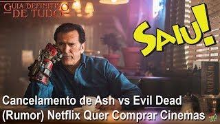Serie ash vs evil dead