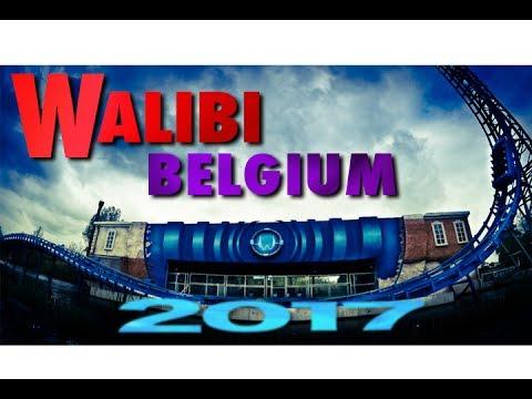 Walibi Belgium 2017 Parkfilm / Parc d'attractions vidéo / Amusement Video Impressions