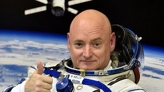 Astronauts Begin Living In Space For one Year