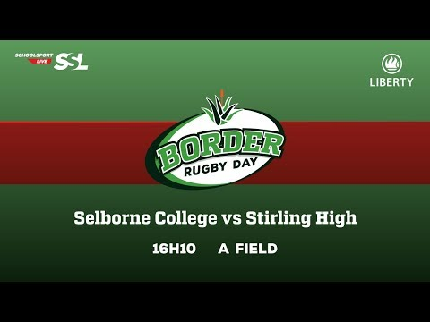 Selborne College XV vs Stirling High XV, 17th March 2018