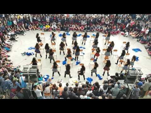 Baile alianza azul - 4 10