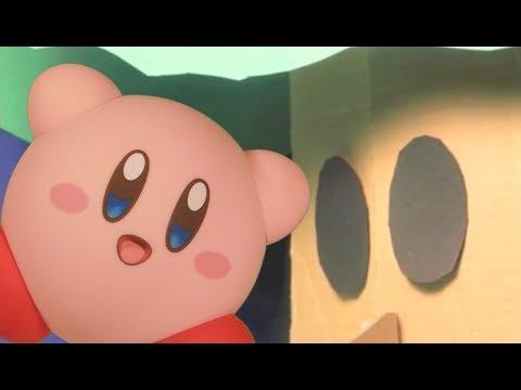 Kirby VS Whispy Woods