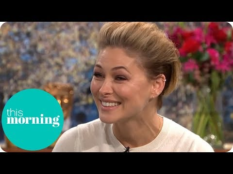 Emma Willis on Training to Be a Maternity Care Assistant for Her New Show | This Morning