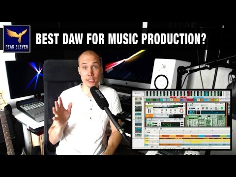 Best DAW for Music Production?