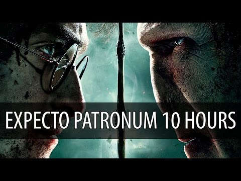 Harry Potter - Expecto Patronum (Goblins From Mars Trap Remix) 【10 HOURS】