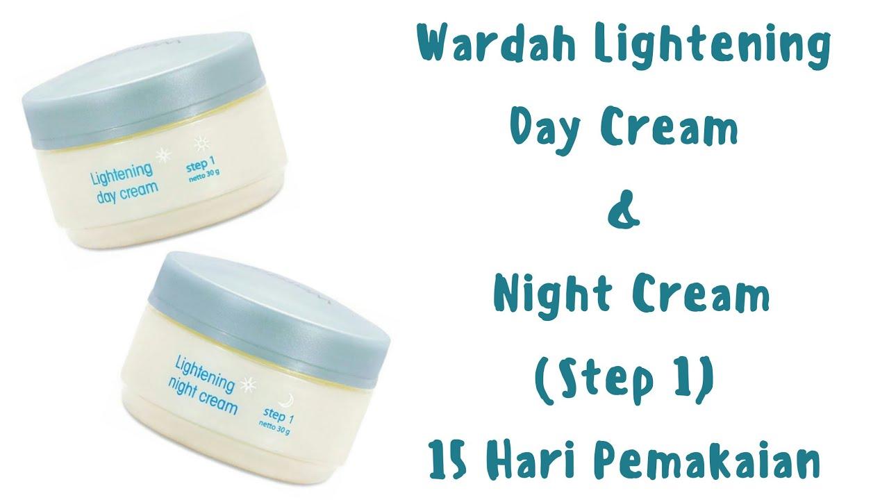 Cream Siang Malam Wardah Untuk Kulit Berjerawat - Elmoni