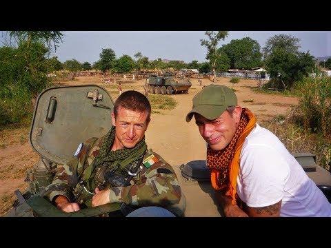 Baz's Extreme world: The Irish Peacekeepers | Documentary