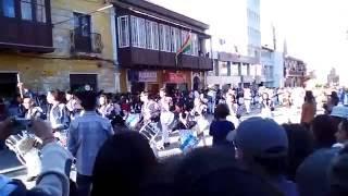 BANDA DE  GUERRA ANGLO AMERICAN SCHOOL