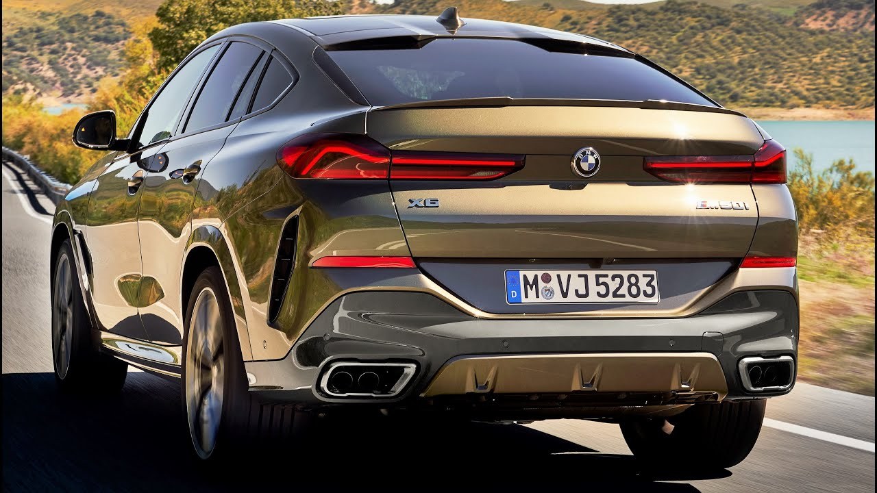 2020 Bmw X6 M50i Colors