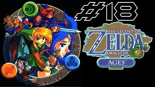 Legend of Zelda: Oracle of Ages [Part 18 - Sea of Storms and Ancient Tomb]