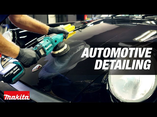 MAKITA Auto Detailing