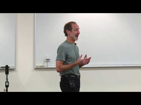 "Steve Frank - ""Common Probability Problems Arise from Simple Invariances"""