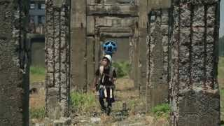 軍艦島をストリートビュー / Google Maps Street View of Battleship Island Free HD Video