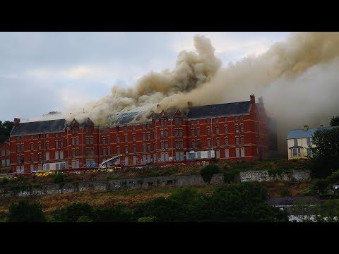 St Kevin's Asylum Fire