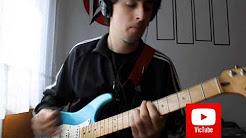 Black Flag - Depression (Guitar Cover)