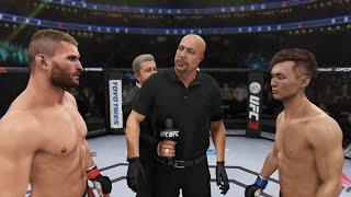 UFC 얀 블라코비치 vs 최두호 폴란드 최강의 격투기 선수에게 엄청난 굴욕을 안기는 최두호!