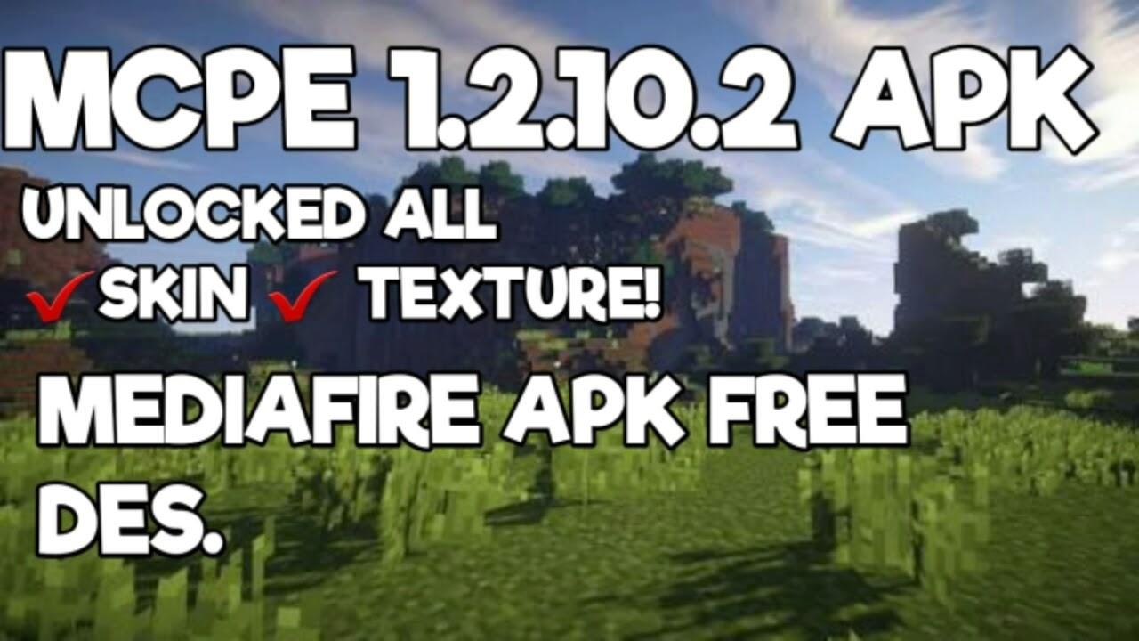 Minecraft 1 2 10 apk no license   Minecraft: Pocket Edition