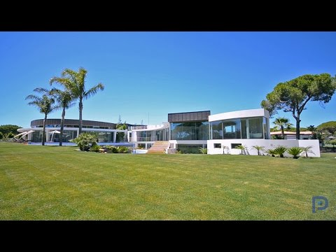 Grand Design - Fabulous Ultra Modern Exclusive Villa Vilamoura - PortugalProperty.com - PP1548