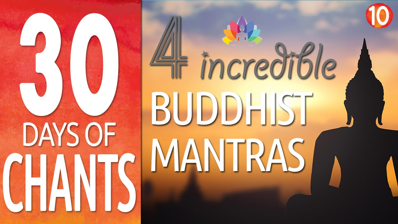 Buddhist Mantras and Chants