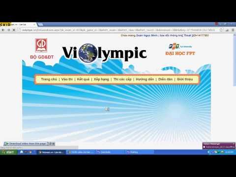 Huong dan hack violympic