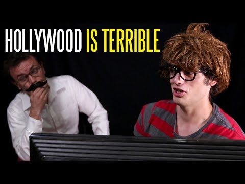 Didn't we already know Hollywood was terrible?