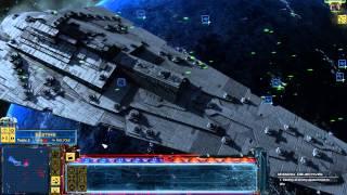 Star wars Empire at War Forces of Corruption Bellator Battlecruiser