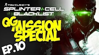 Splinter Cell: Blacklist | Ep.10 - UNE INFILTRATION PARFAITE !  | Mission 6 / Let