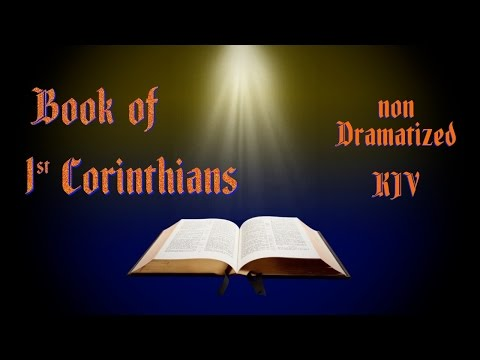 1 Corinthians KJV Audio Bible with Text