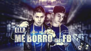 DJ PELIGRO - ELLA ME BORRO DEL FACEBOOK  LIAM SIETE  Ft  EL JOEY
