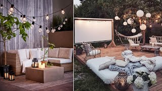 150 Outdoor decorating ideas and creative exterior outdoor decor designs - Interior Decor Designs