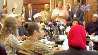الازهر الشريف يطلق الملتقى الدولي الأول للشباب المسيحي والمسلم برعاية فضيلة الإمام الأكبر