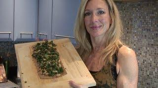 Kale & White Bean Flat Bread Recipe