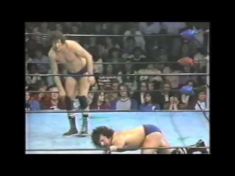 The Missing Matches: Andre the Giant