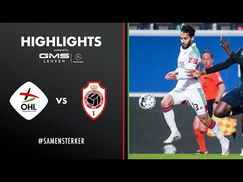 OH Leuven Antwerp Goals And Highlights