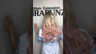 Наращивание и окраска волос