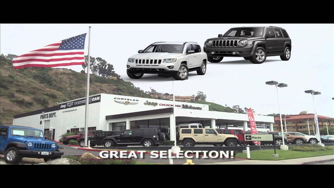 Perfect San Diegou0027s Midway Jeep Chrysler Dodge Ram Has The Jeep You Want!