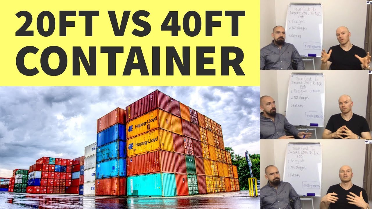 True Costs to Import 20ft Container to NZ (How to Save Money)