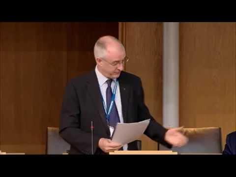Members' Business - Scottish Parliament: 4th June 2015