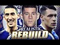 CHELSEA FC *REALISTIC* REBUILD!!! FIFA 18 Career Mode
