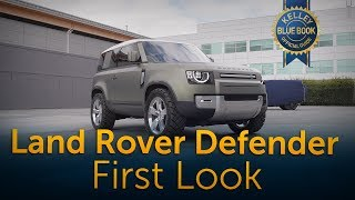 2020 Land Rover Defender - First Look