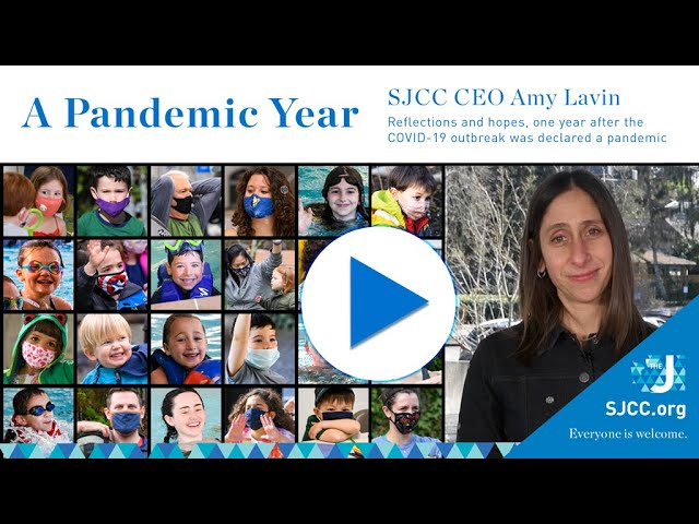 A Pandemic Year: Reflection + Hope