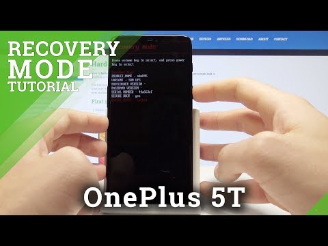 How To Enter Recovery Mode On OnePlus 6 - Android System Recovery Mode