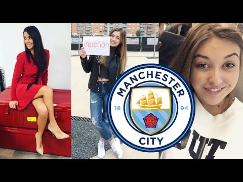 The Hottest WAGs in Football - Manchester City 2016/17