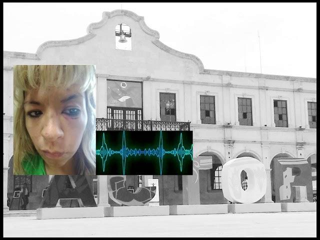 GOBIERNO DEL ALCALDE HÉCTOR CRUZ OLGUÍN PROTEGE A FUNCIONARIO GOLPEADOR DE MUJERES