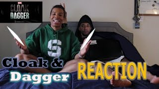 Cloak and Dagger:: Official Trailer:: Reaction VID